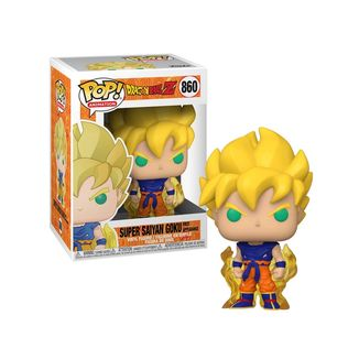 Funko Goku SS First Appearance Dragon Ball Z POP! Animation 860