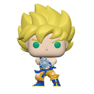 Funko Goku SSJ Kamehameha Dragon Ball Z POP! Animation 948