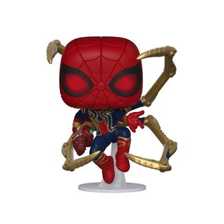 Funko Iron Spider with Nano Gauntlet Vengadores Endgame POP