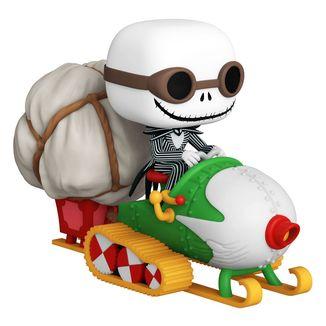 Funko Jack Skellington in Snowmobile Pesadilla Antes De Navidad POP! Movies 104