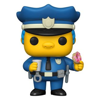 Funko Chief Wiggum The Simpsons POP! Television 899