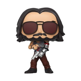 Johnny Silverhand Funko Cyberpunk 2077 POP