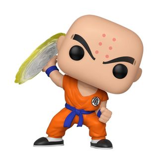 Krillin with Destructo Disc Funko Dragon Ball Z POP