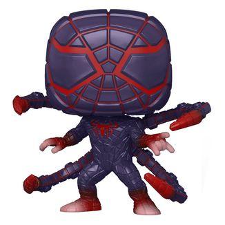 Miles Morales Programmable Matter Suit Funko Spider-Man Marvel Comics POP! 773