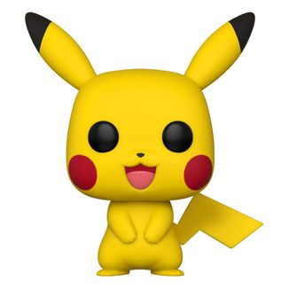 Pikachu Pokémon Funko POP! Games 353