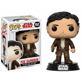 Funko Poe Dameron Star Wars Episode VIII POP!