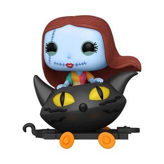 Funko Sally Cat Cart Pesadilla Antes de Navidad POP! Trains 08