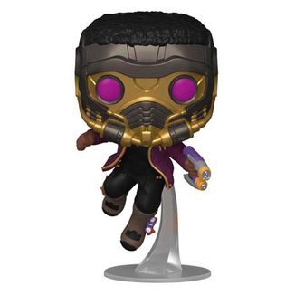 Funko T'Challa Star-Lord What If Marvel POP! 871
