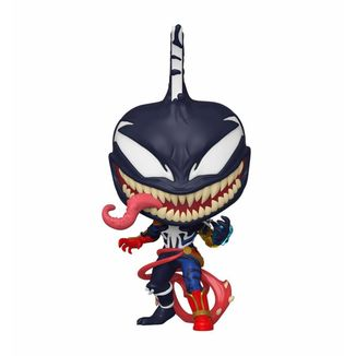 Funko Venomized Capitana Marvel Maximum Venom Marvel Comics POP!