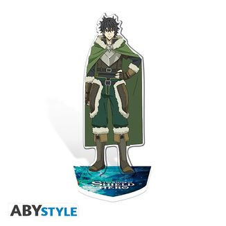 Figura Naofumi The Rising of the Shield Hero Acrilica