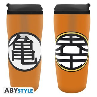 Dragon Ball Kanji Travel Mug