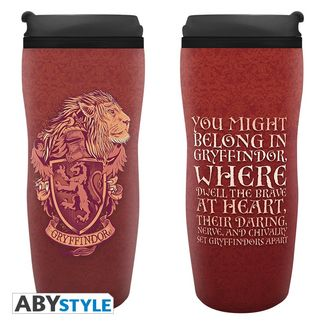 Vaso de Viaje Gryffindor Harry Potter