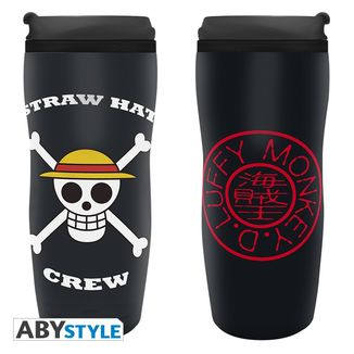 Skull Luffy Travel Mug One Piece