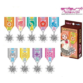 Love Live! Sunshine! Medal - Medal collection