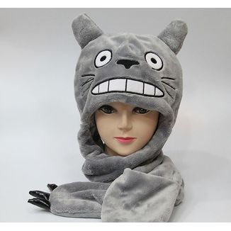 Gorro Bufanda Totoro Mi Vecino Totoro