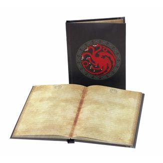 Libreta con Luz Targaryen Juego de Tronos