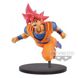 Goku SSG Figure Dragon Ball Super Goku Fes Vol 9