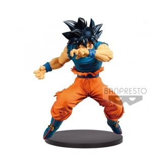 Figura Goku Ultra Instinct Dragon Ball Super Blood of Saiyans Special II