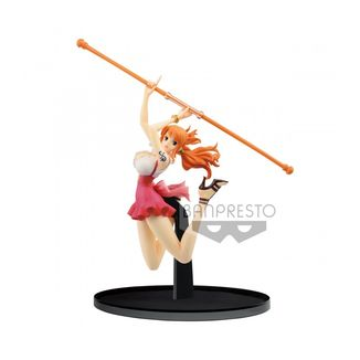 Nami Figure One Piece BWFC 2018