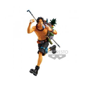Portgas D Ace Figure One Piece Produced by Enthusiasts