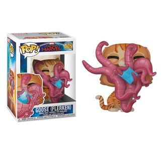 Funko Goose Flerken Capitana Marvel POP!