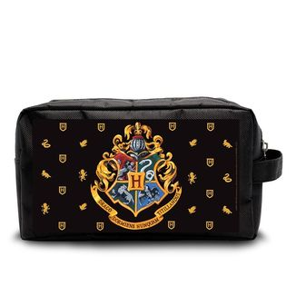Neceser Hogwarts Logo Harry Potter