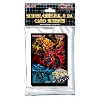 TCG Fundas Slifer Obelisk & Ra Yu Gi Oh Card Sleeves