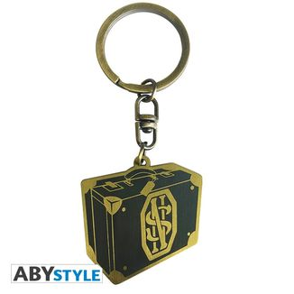 Newt's Suitcase Keychain Fantastic Beasts