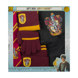 Gryffindor Boy Uniform Gift Box Harry Potter