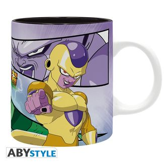 Taza Broly vs Freezer Dragon Ball Broly