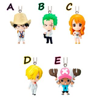 Gashapon One Piece Gold