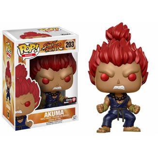 Funko Akuma Street Fighter