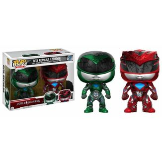 Rita Repulsa and Zordon Funko POP!