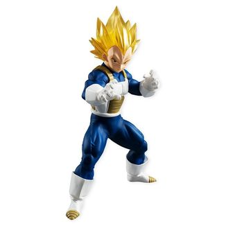 Figura Dragon Ball Z - Super Saiyan Vegeta - Styling