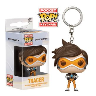 Llavero Tracer Overwatch PoP!