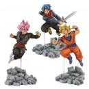 Figura Future Trunks Dragon Ball Super Soul x Soul