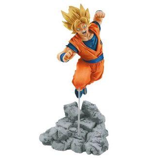 Figura Son Goku SSJ Soul X Soul