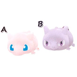 Peluche Mew Mewtwo KORONRIN FRIENDS Pokemon