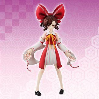 Figura Hakurei Reimu Touhou Project Premium Figure