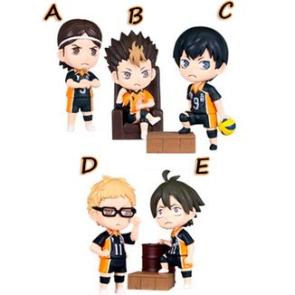 Gashapon Haikyuu!! - Side-B