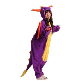 Spyro The Dragon Game Kigurumi