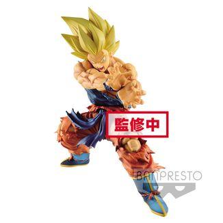 Son Goku SS Collab Kamehameha Figure Dragon Ball Legends