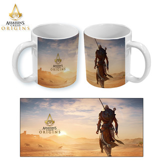Taza Assassins Creed Origins - Dessert