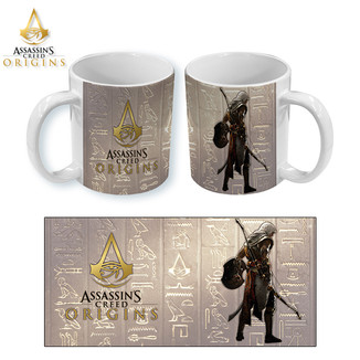 Taza Assassins Creed Origins - Mural