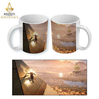 Taza Assassins Creed Origins - Pyramid