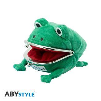 Gama-chan Frog Wallet Naruto