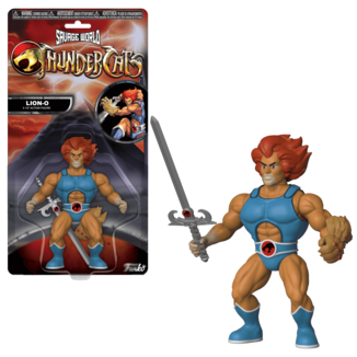 Figura Lion-O Thundercats Savage World