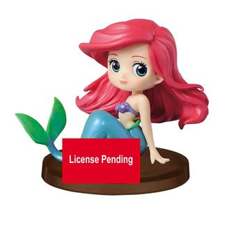 Figura Ariel Story of the Little Mermaid La Sirenita Disney Q Posket Petit