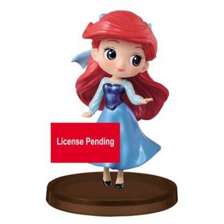 Ariel Story of the Little Mermaid Version B Figure Disney Q Posket Petit