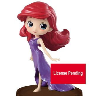 Figura Ariel Story of the Little Mermaid version D La Sirenita Disney Q Posket Petit